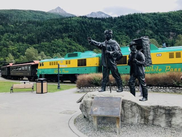 White Pass Railway Skagway