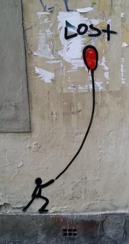 Lost Florence Street Art
