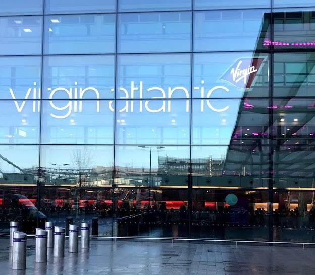 Virgin Atlantic LHR Terminal 3