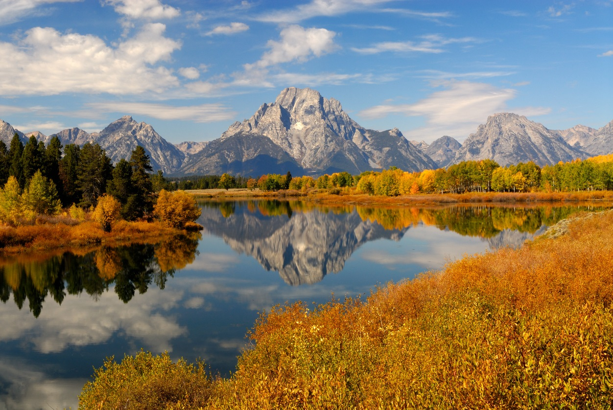 10 Top US National Parks to Visit During Autumn