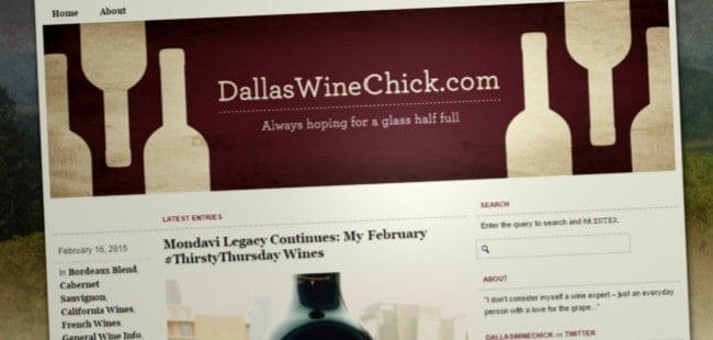 Dallas Wine Chick