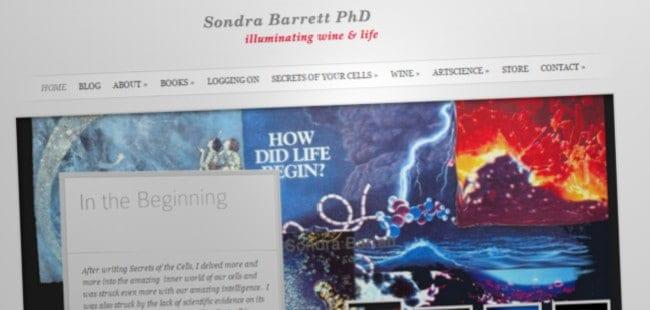 Sondra Barrett