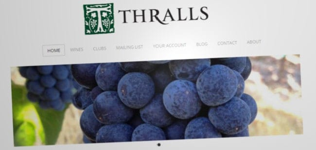 Thralls Winery