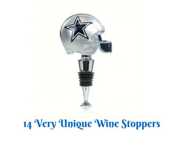 Unique Wine Stoppers