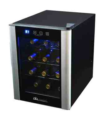 Avalon Bay 12 AB-WINE12S Bottle Single Zone Wine Cooler