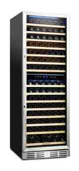 Kalamera 157 Bottle Freestanding Wine Refrigerator