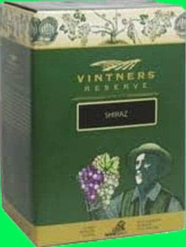 Vintner's Reserve Shiraz Wine Ingredient Kit