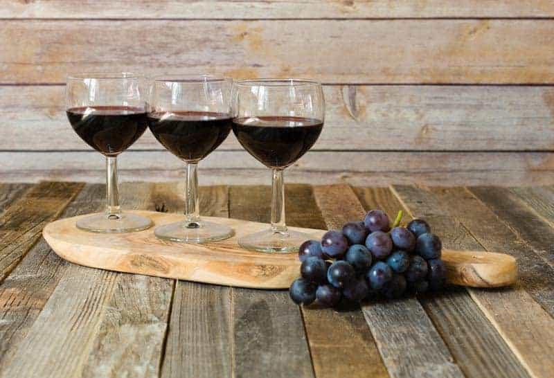 wine flight ideas