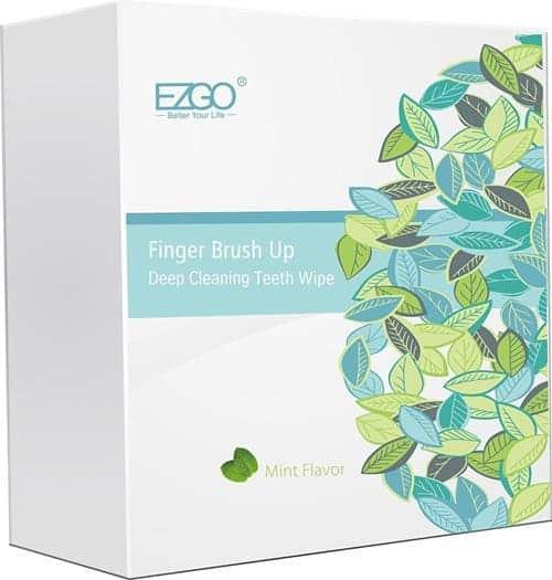 EZGO Deep Cleaning Teeth Wipes
