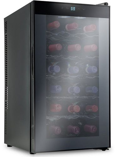 Ivation 18 Bottle Thermoelectric Wine Cooler