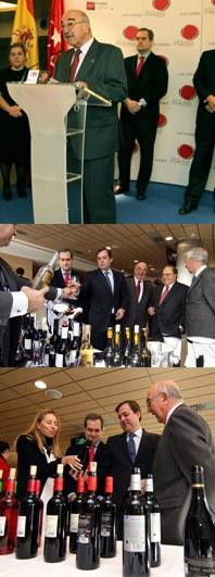 Salón de vinos de Madrid