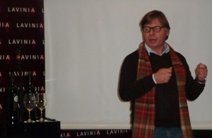 LAVINIA Peter Sisseck 27.01.11