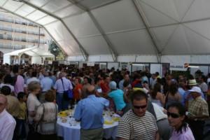 una de las fiestas del vino en La Mancha