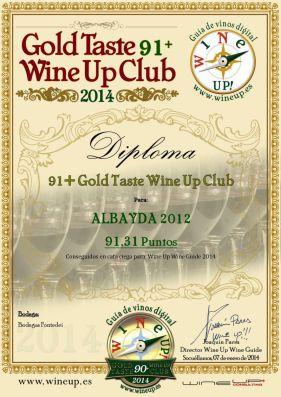 BODEGAS FONTEDEI 258.gold.taste.wine.up.club