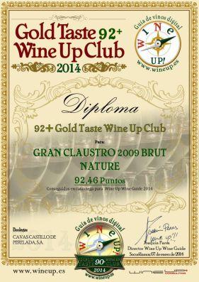 CASTILLO PERELADA 134.gold.taste.wine.up.club