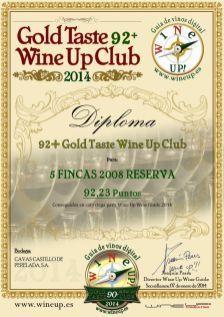 CASTILLO PERELADA 161.gold.taste.wine.up.club