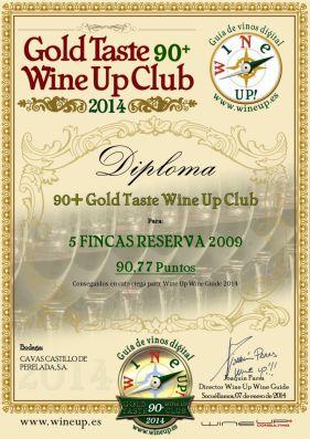 CASTILLO PERELADA 338.gold.taste.wine.up.club