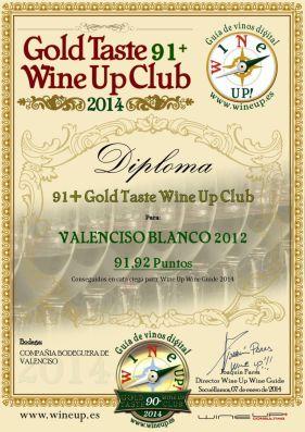 COMPAÑIA BODEGUERA DE VALENCISO 181.gold.taste.wine.up.club