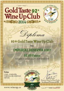 CVNE 124.gold.taste.wine.up.club