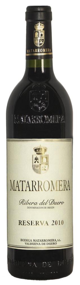 MATARROMERA RESERVA 2010