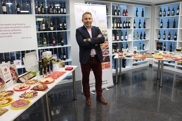 Jaime Cano, gerente de Xaborea.com