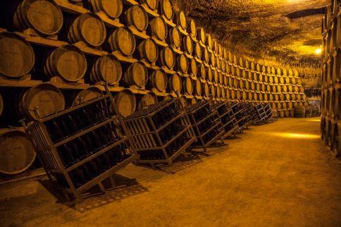Cueva de crianza de Altosa- Verum