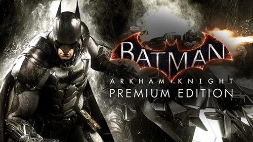 Batman: Arkham Knight Premium Edition | wingamestore.com