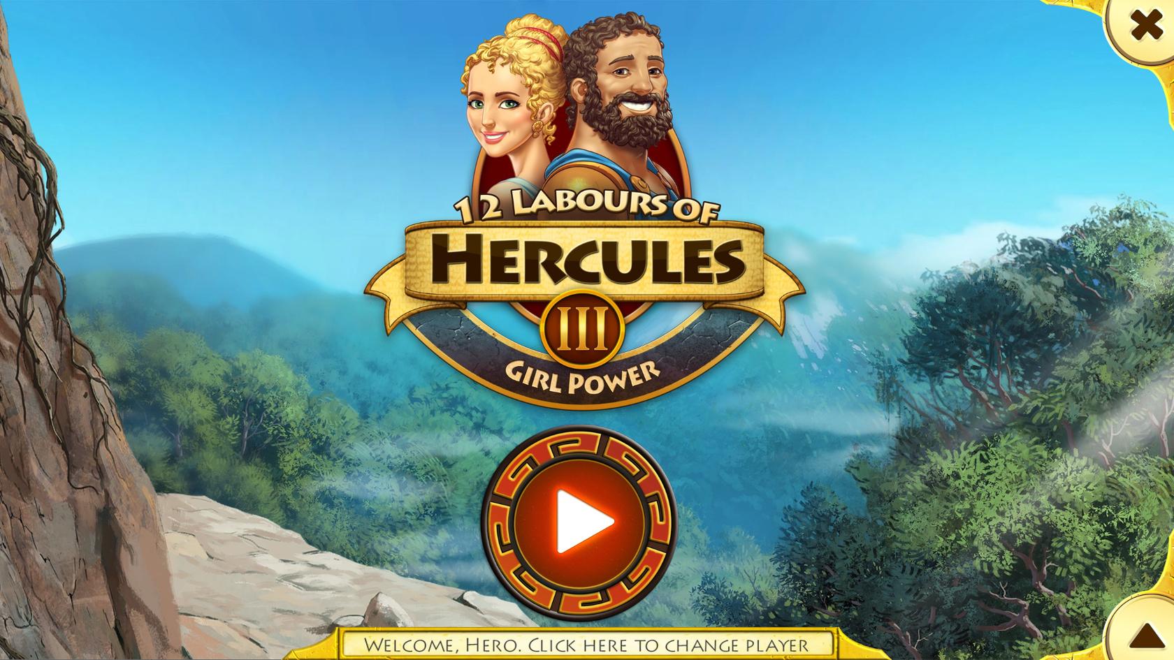 12 Labours Of Hercules Iii Girl Power