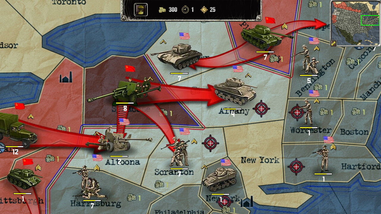 Strategy Amp Tactics Wargame Collection