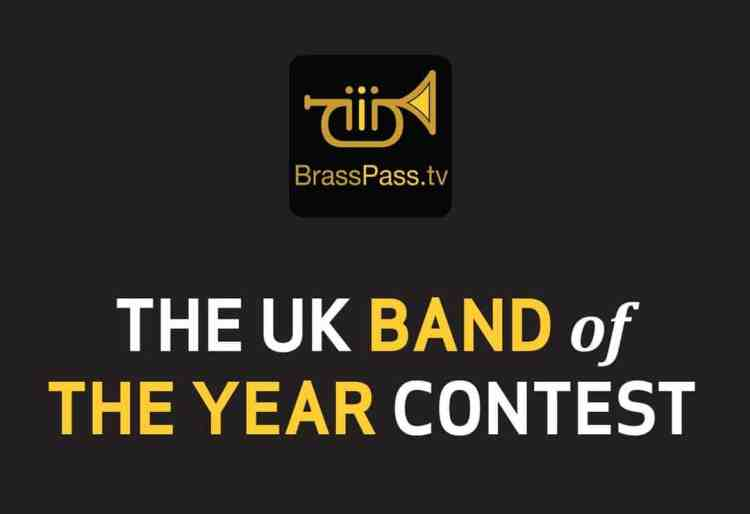 Wingates at the UK Band of the year contest