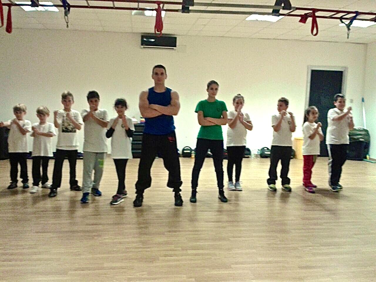 palestra 300 | Wing Chun Club - ITALIA