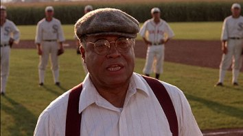 Image result for field of dream james earl jones