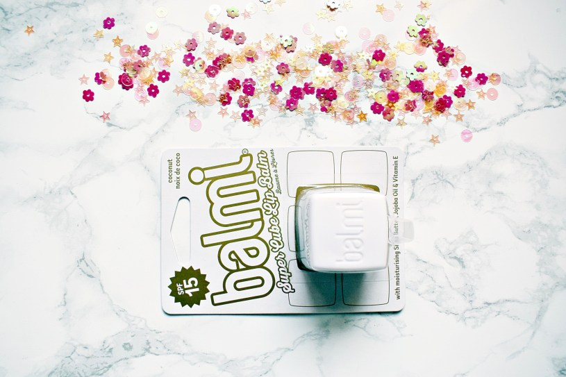 Balmi Coconut Lip Balm GG Goodie Bag www.wingitwithjade.com