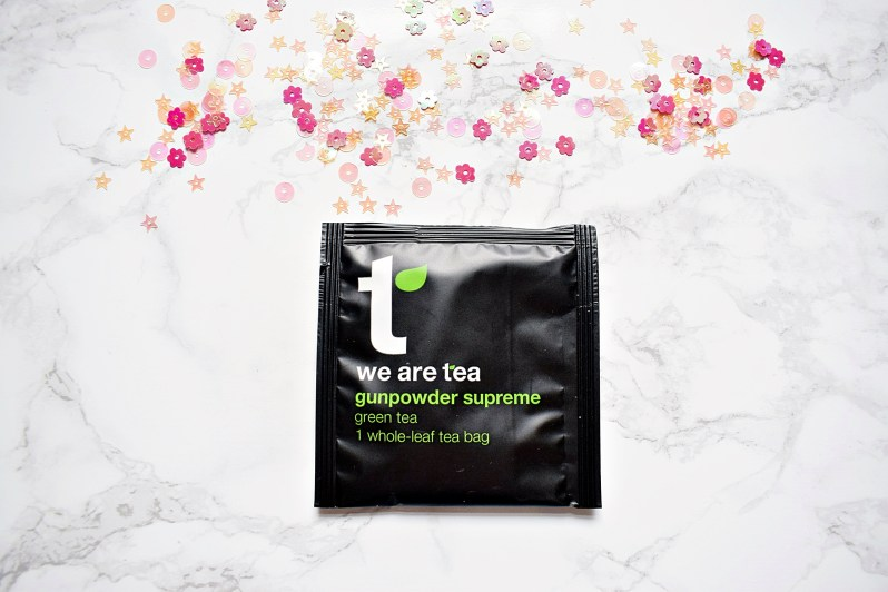 We Are Tea Green Tea GG Goodie Bag www.wingitwithjade.com