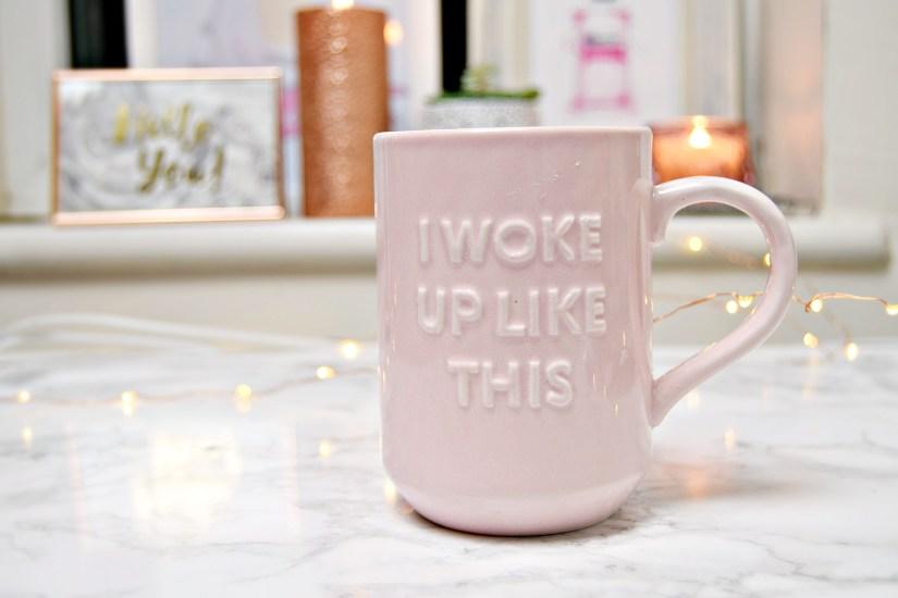 I woke up like this self care