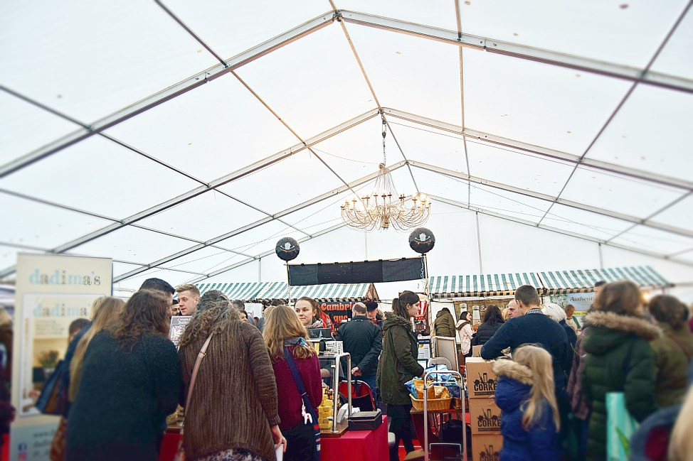 Christmas Market - The Ely christmas fair 2016 - www.wingitwithjade