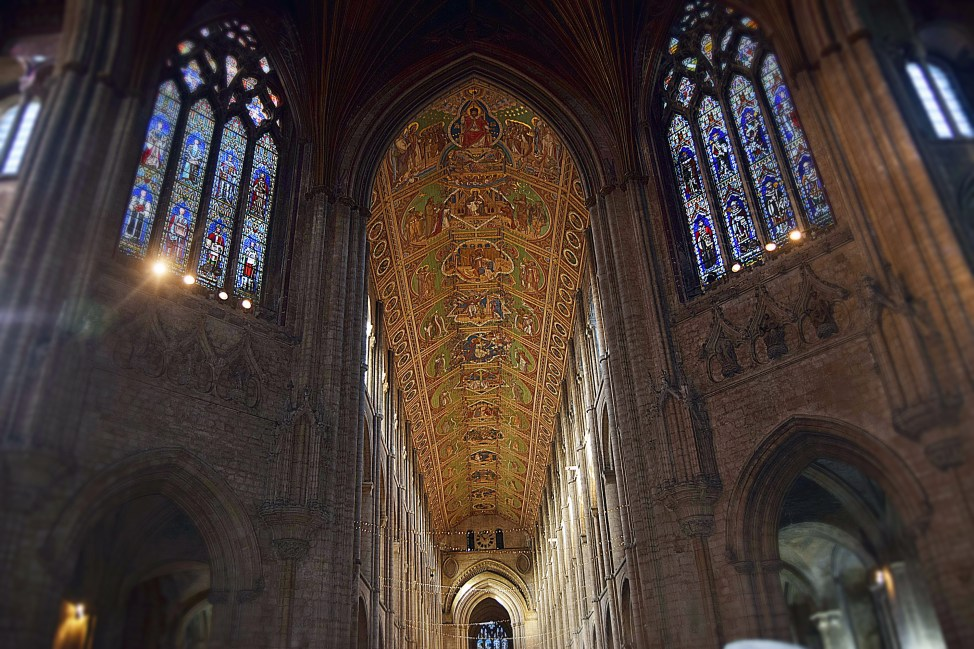 Ely Cathedral - The Ely christmas fair 2016 - www.wingitwithjade