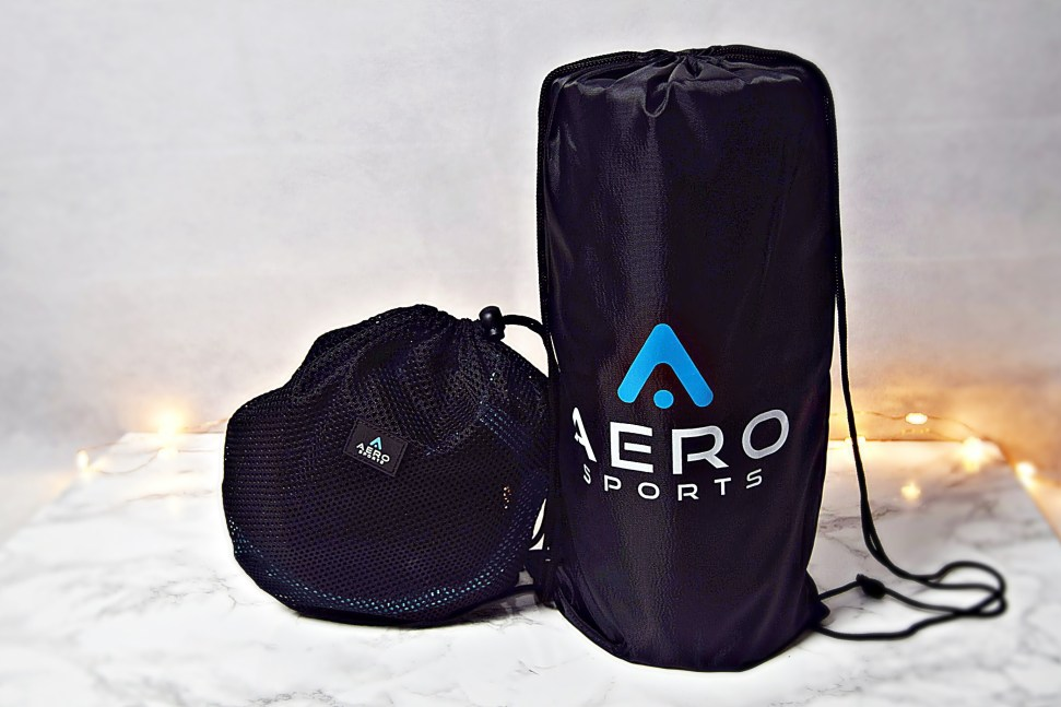 Full Body Workout with Aerosports - bagged up www.wingitwithjade