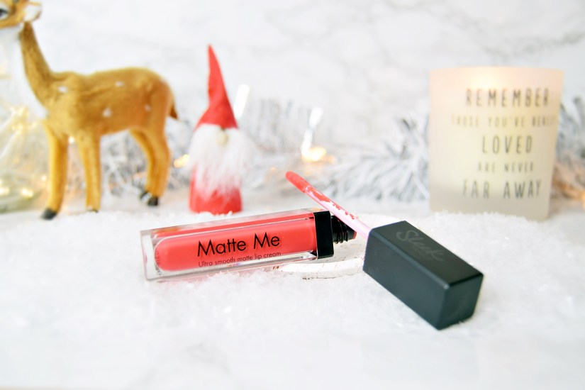 Sleek Party Pink - Top Five Festive Lipsticks - www.wingitwithjade