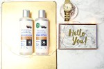 Urtekram 100% Organic Shampoo and Conditioner Review - www.wingitwithjade.com
