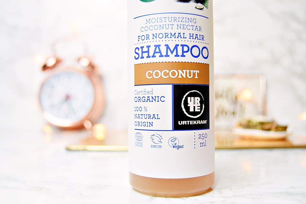 Cover Image - UrtekRam 100% Organic Shampoo and Conditioner Review - www.wingitwithjade.com