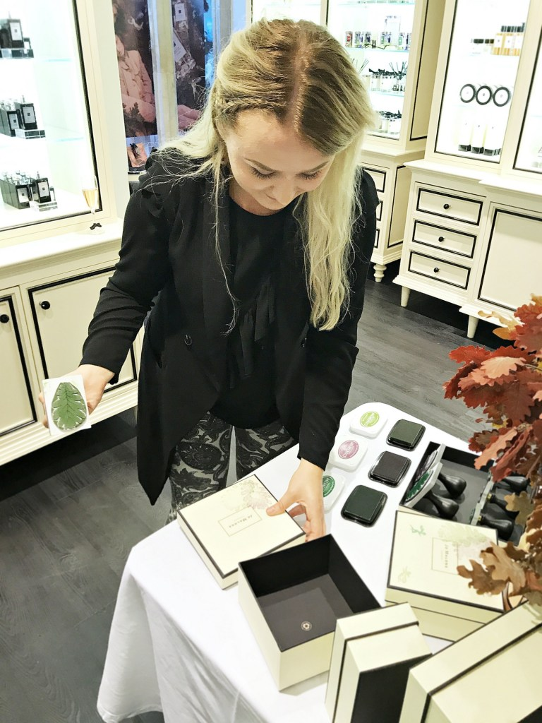 Jo Malone English Oak Launch Cambridge - wingitwithjade.com