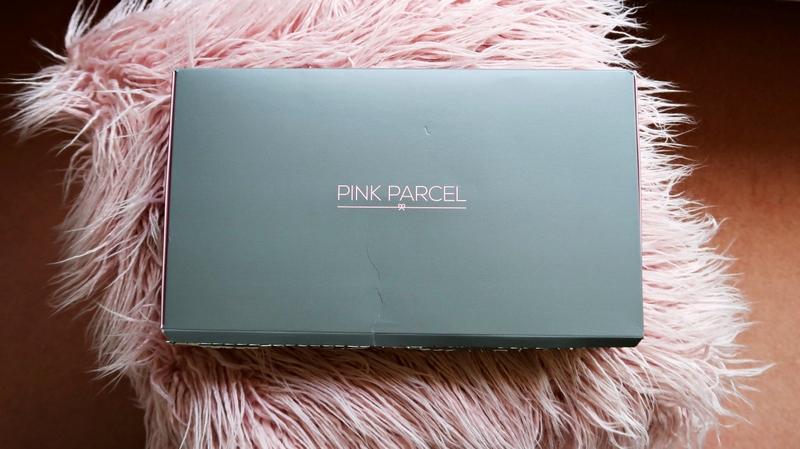 Pink Parcel subscription box