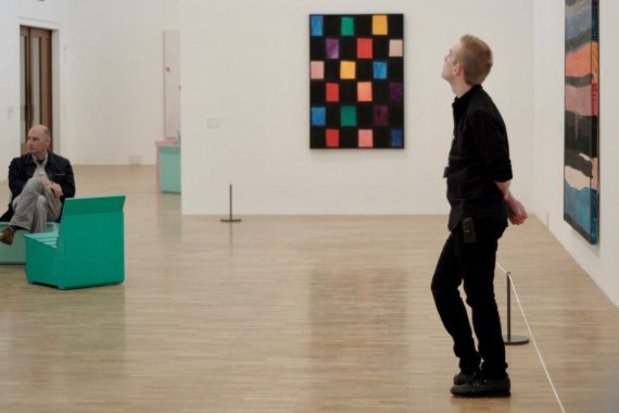 whitechapel gallery Londra