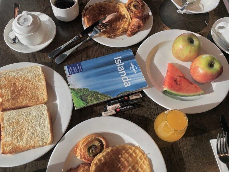 Fosshotel Galcier Islanda- breakfast - 1