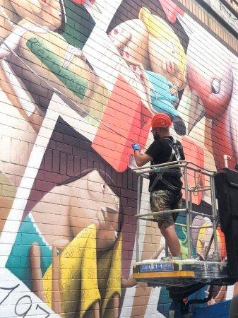Street Art Forcella