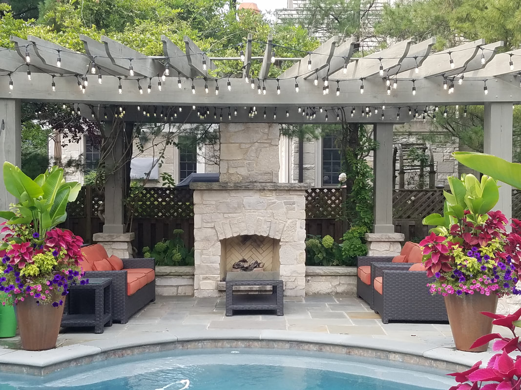 downers grove il landscape lighting