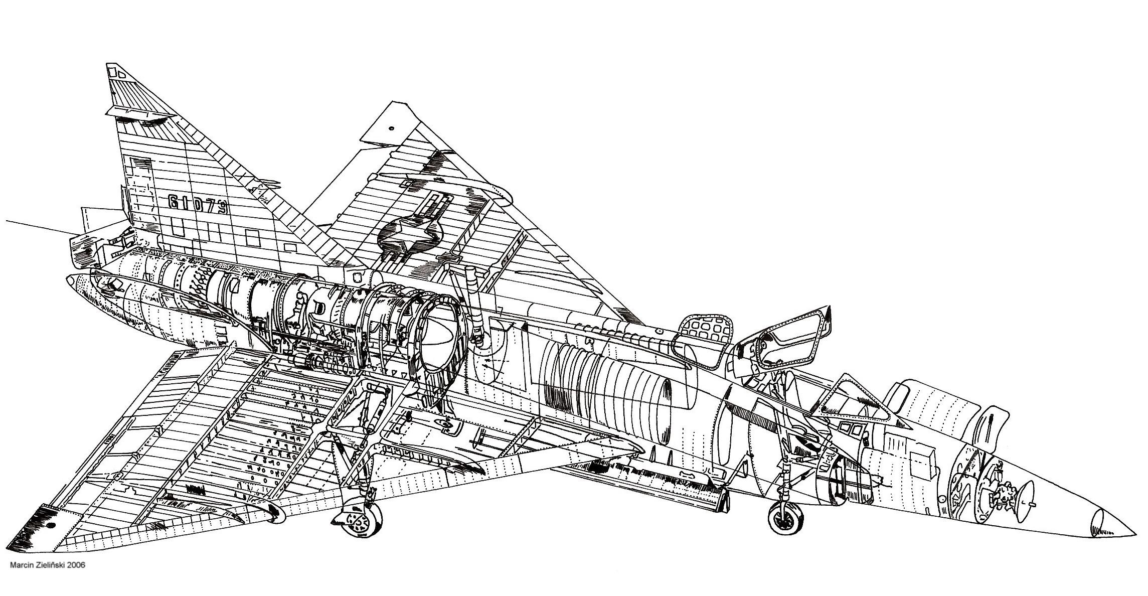 Convair F 102 Amp F 106 Ebook Amp Flight Manuals