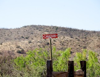Cave Creek Canyon Scenic View3