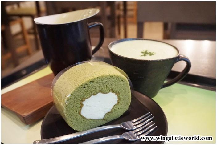 [旅遊]鄉里Wing出城記●首爾遊●Osulloc Tea House